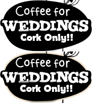 Coffee for Weddings and Corporate Events